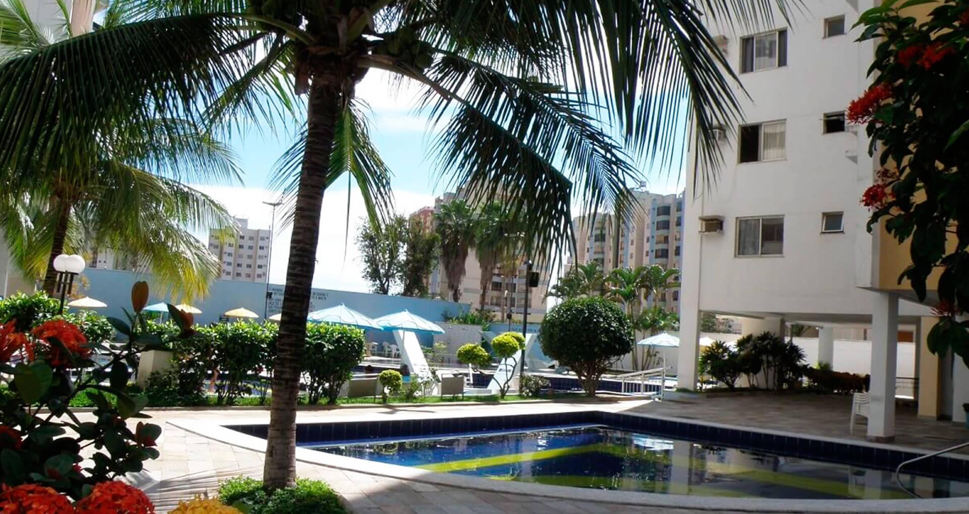 Residencial Águas da Fonte | Flat | Caldas Novas GO