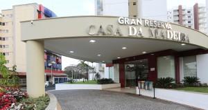 Residencial Gran Reserva Casa da Madeira | Caldas Novas GO