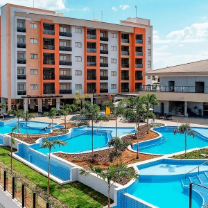 Imagem representativa: Hospedagem em Caldas Novas no Enjoy Alta Vista Thermas Resort