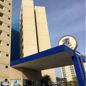 Imagem representativa: Hospedagem em Caldas Novas no Golden Dolphin Grand Hotel
