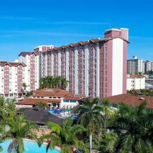 Imagem representativa: Hospedagem em Caldas Novas no HotSprings B3 Hotels