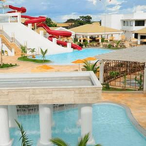 Imagem representativa: Aluguel para temporada no L'acqua diRoma  em Caldas Novas