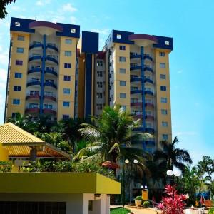 Imagem representativa: Aluguel para temporada no Residencial Sol das Caldas Apart Service