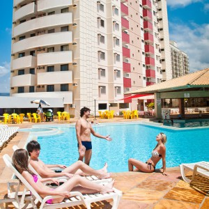 Imagem representativa: Hospedagem em Caldas Novas no Villas DiRoma