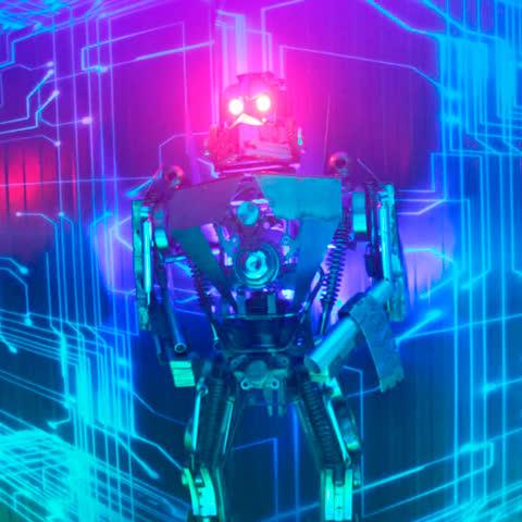 Espaço futurístico SetLand