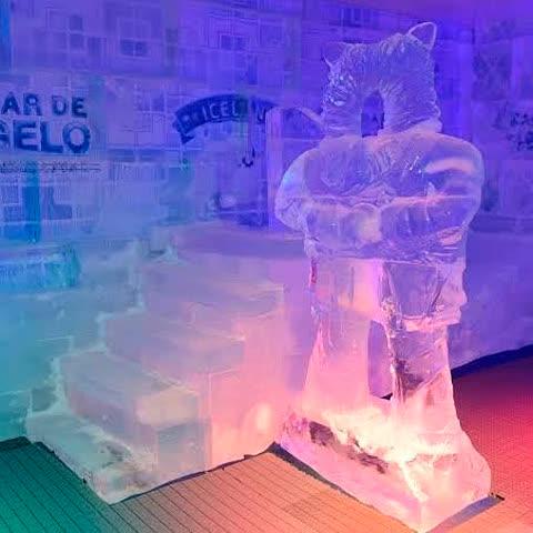 Parque de Gelo SetLand